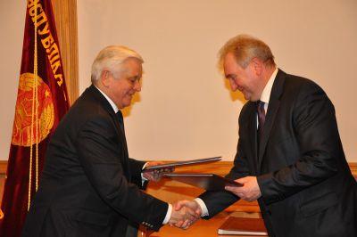Подписано Соглашение о сотрудничестве с Минской областью