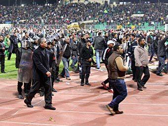 Футбольные фанаты пообещали отомстить военному руководству Египта