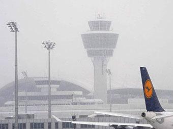 Из-за коллапса в мюнхенском аэропорту пострадали 9 тысяч пассажиров