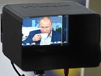 НТВ покажет скандальный фильм о Путине