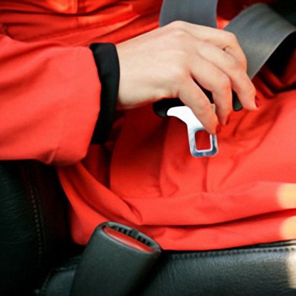 Около 60 процентов погибших в авариях не пристегивались ремнями безопасности
