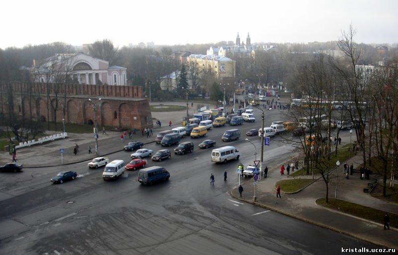 На каждую тысячу жителей Смоленской области приходится 250 автомобилей