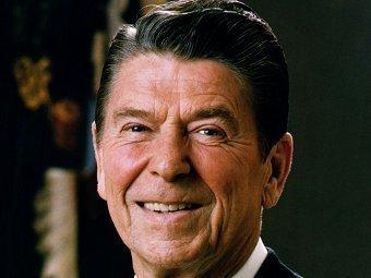 Рейган и Клинтон возглавили рейтинг выдающихся президентов