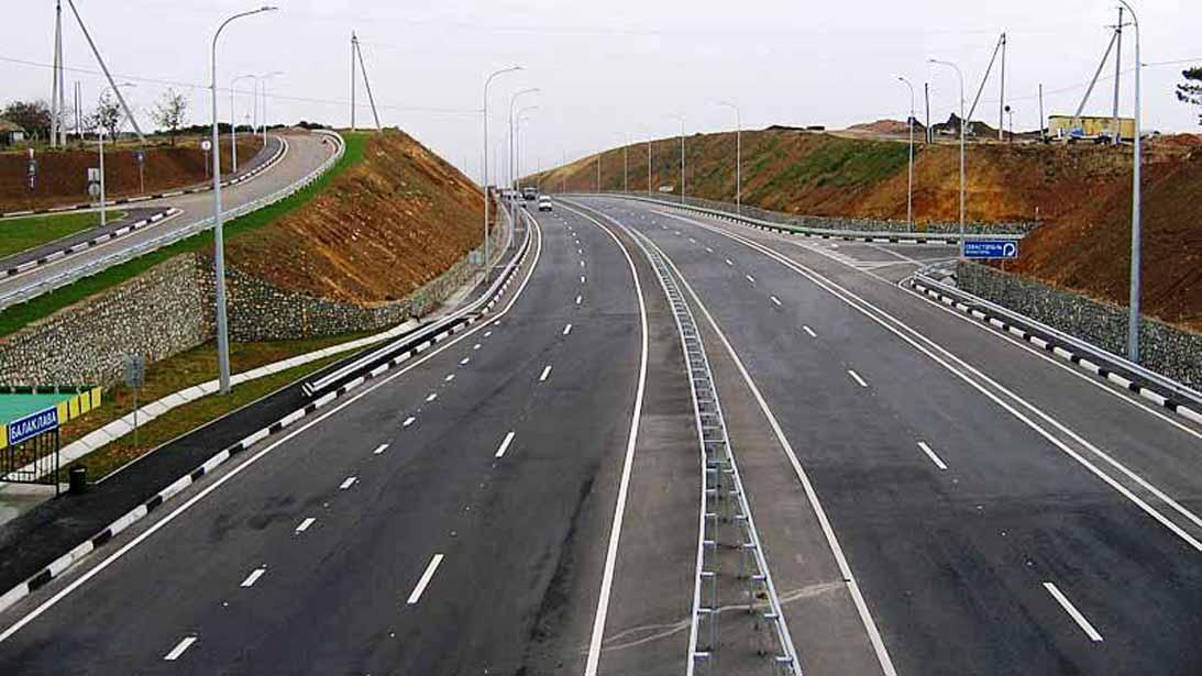 Строители дороги М1 будут эксплуатировать ее в течение расчетного срока службы