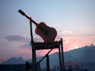 Вместо фестиваля «Баклановские зори» барды организуют другую тусовку