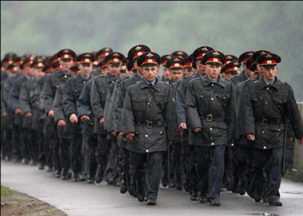 Перед выборами полиция перешла на усиленный вариант несения службы