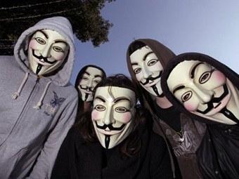 Anonymous вывели из строя сайт Интерпола в ответ на аресты