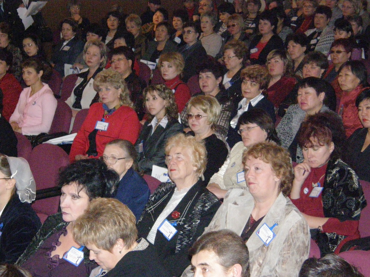 В Смоленске чествовали женщину-мать