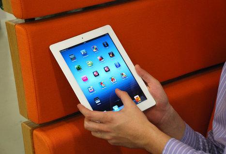 Пользователи нового iPad отмечают низкую чувствительность Wi-Fi-модуля