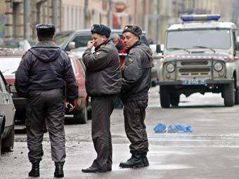 В Петербурге задержан «авторитетный» бизнесмен Беспризорник