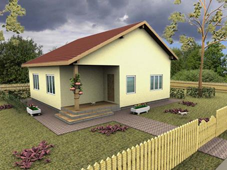 На обеспечение жильем молодых селян нынче потратят 74,5 миллиона рублей