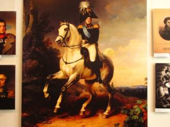 Музейная экспозиция стала первым мероприятием в честь юбилея войны 1812 года