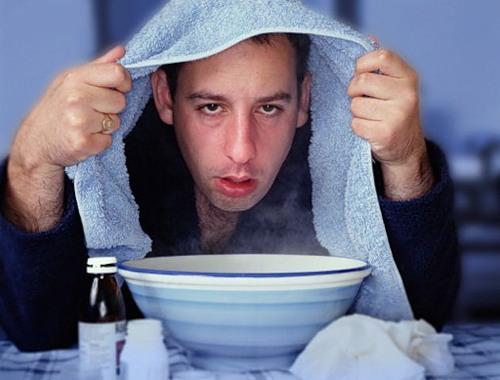 В регионе возросло число простудных заболеваний