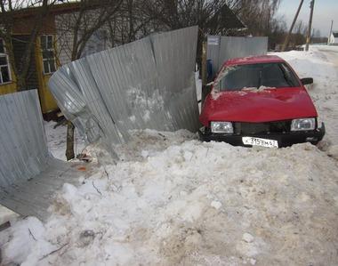 В Вязьме пьяный водитель сбила бабушку