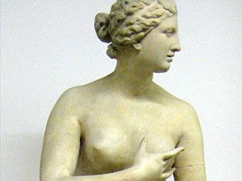 Ученые восстановили первоначальный облик Венеры Медицейской