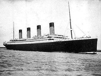Гибель «Титаника» связали со сближением Луны и Земли