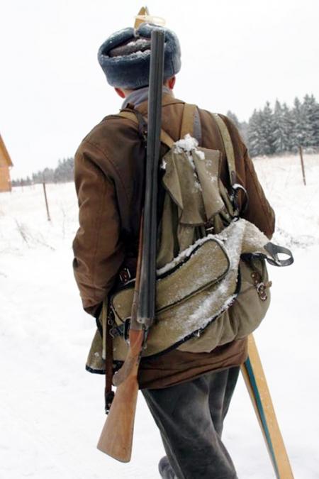 В Монастырщинском районе задержали браконьера