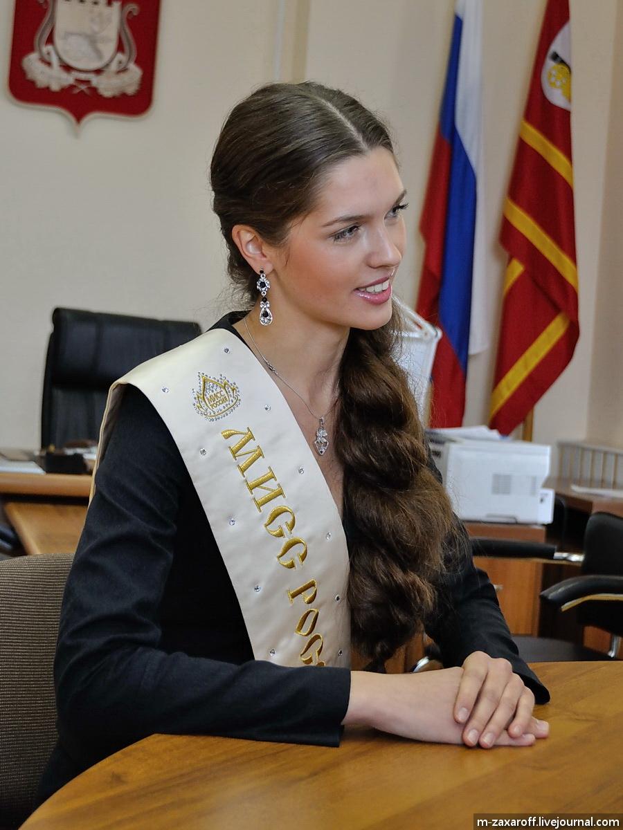 Елизавета Голованова: «Нести корону – большая ответственность»