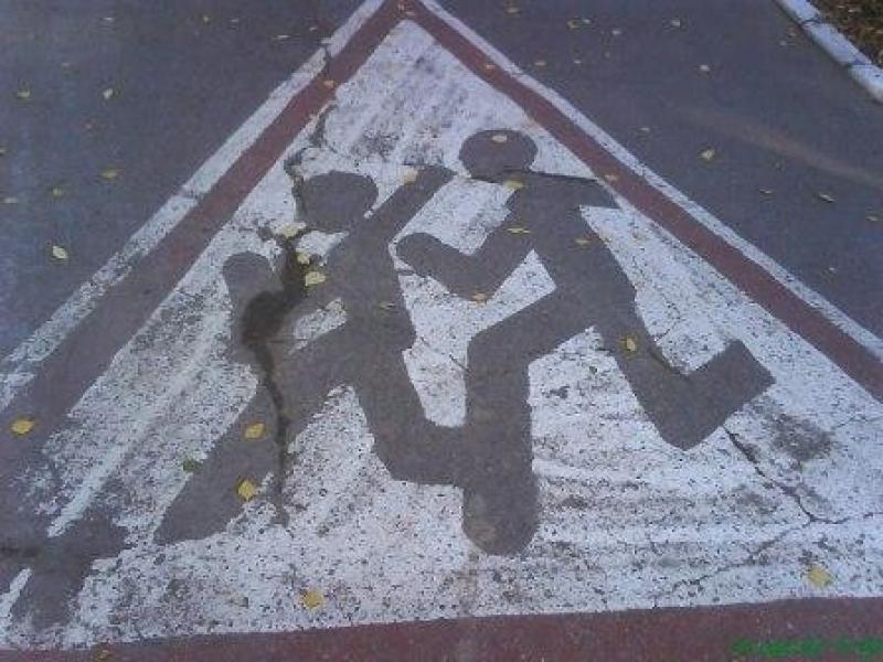 В Ярцеве сбили второклассника