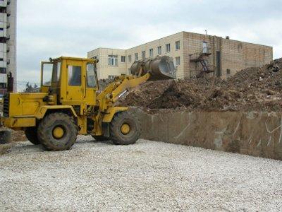 В облцентре приступили к строительству двух высоток для обитателей бараков