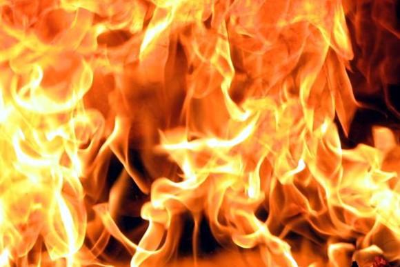 Сторож устроил пожар в гараже и погиб в огне