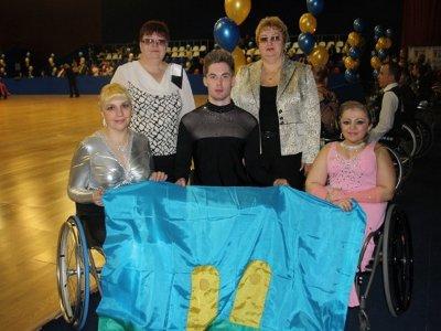 Рославльчанка привезла «бронзу» с чемпионата России по танцам на колясках