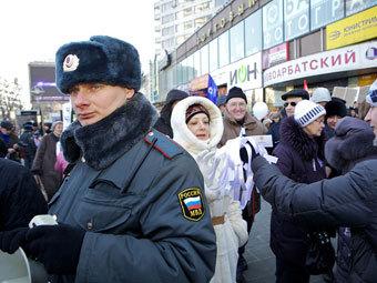 Москва выделила 50 миллионов рублей на обеспечение митингов