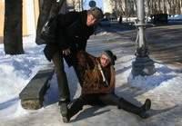Ледовое побоище в Смоленске