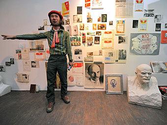 В Москву привезли работы Йоко Оно и шестиметровое «Дитя Солнца»