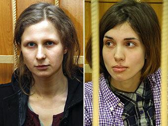 Участницам Pussy Riot отказали в освобождении