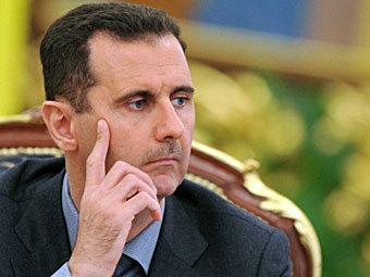 Личная переписка Башара Асада попала в СМИ