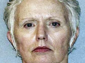 Подруга главаря бостонской мафии призналась в укрывательстве преступника