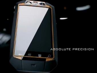 Анонсирован Android-смартфон за 2800 евро
