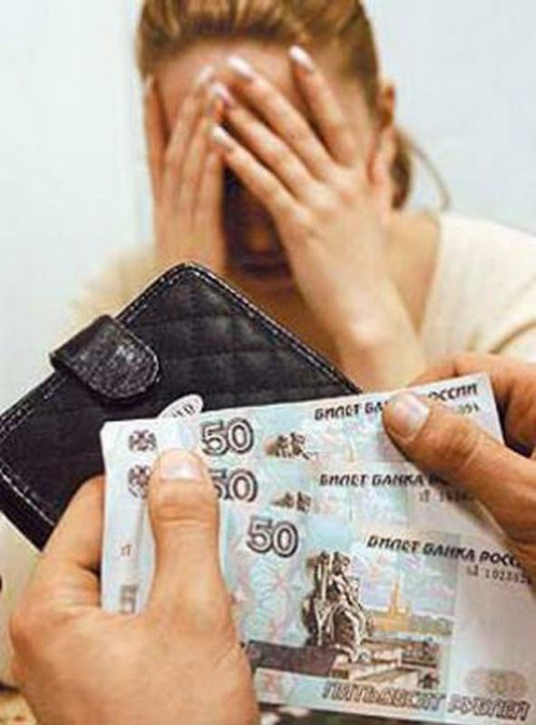 В Смоленске мать задолжала пятилетней дочери более 112 тысяч рублей алиментов