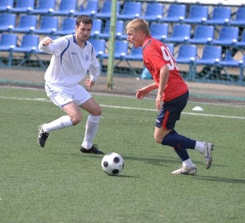 Смоленский «Днепр» проиграл на Кубке Астории