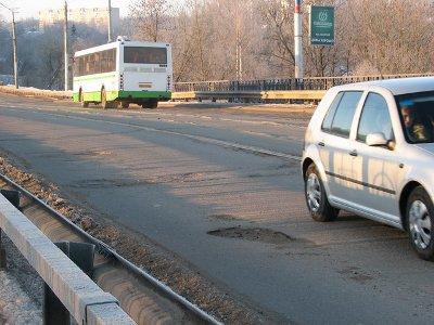 Гаишники определили самые опасные дороги Смоленска
