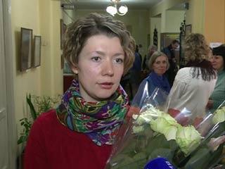 В Смоленске состоялся дебют художницы Татьяны Резник
