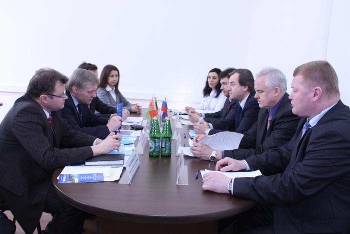 Смоленская и Могилевская области продолжат сотрудничество в сфере туризма