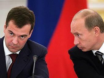 Путин объяснил причины перестановки в тандеме