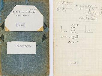 Полный архив Альберта Эйнштейна выложат в сеть