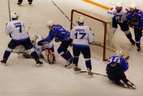 Смоленский «Славутич» уступил в пятом матче полуфинальной серии