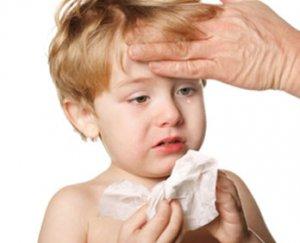 В регионе возросло число простудившихся