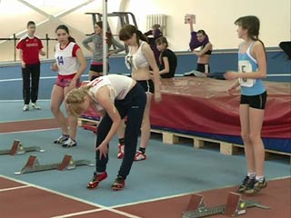 Смоленские и витебские спортсмены приняли участие в чемпионате по легкой атлетике