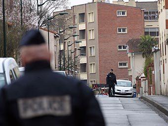 Террорист из Тулузы убит во время штурма