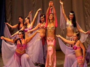 Студенты колледжей и лицеев зажигали на танцевальном фестивале