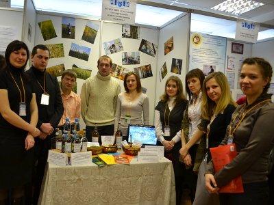 Молодые изобретатели представили свои разработки на выставке