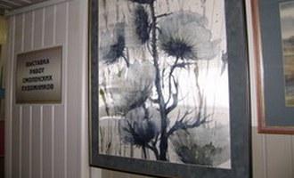В Смоленском СИЗО открылась выставка картин