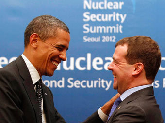 Обама пообещал приехать в Россию после выборов