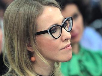 Собчак вызвали на допрос по поводу стычки с журналистами Life News