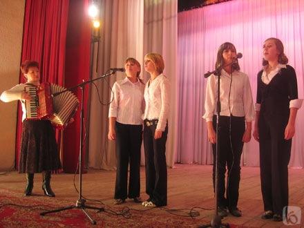 В Смоленске завершился конкурс патриотической песни среди молодежи